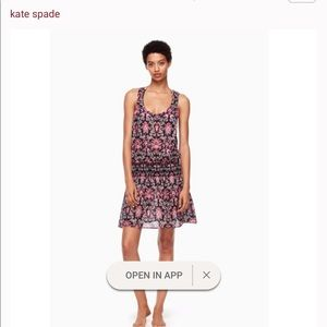 Kate Spade 🔥NWT cover up ☀️🌴 NWT